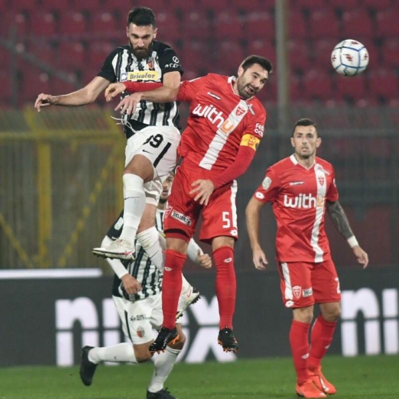 Fossati's Monza Signed Match Shirt, 20/21