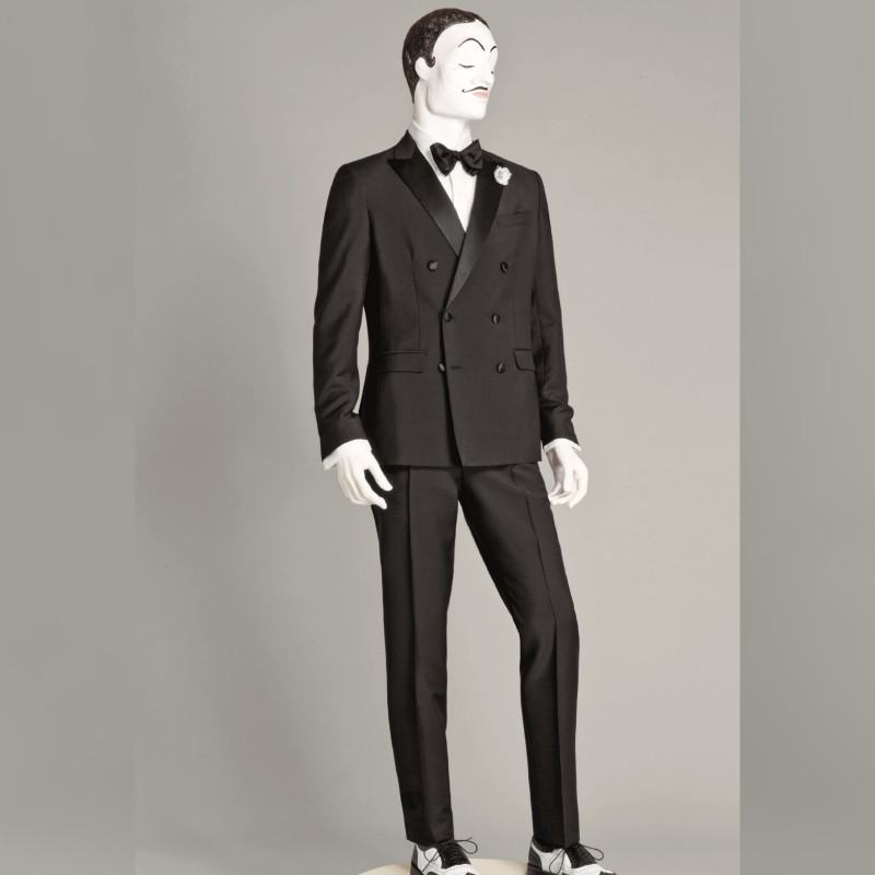 Made-to-Measure Tuxedo by Caruso