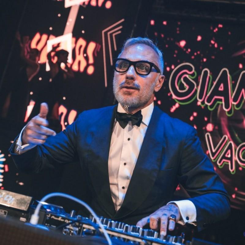 Meet Italian DJ Gianluca Vacchi at Beach Club Versilia in Tuscany