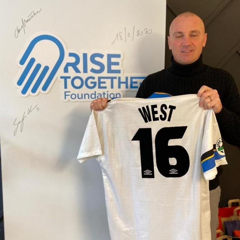 West's Inter Worn Shirt, 1997/98