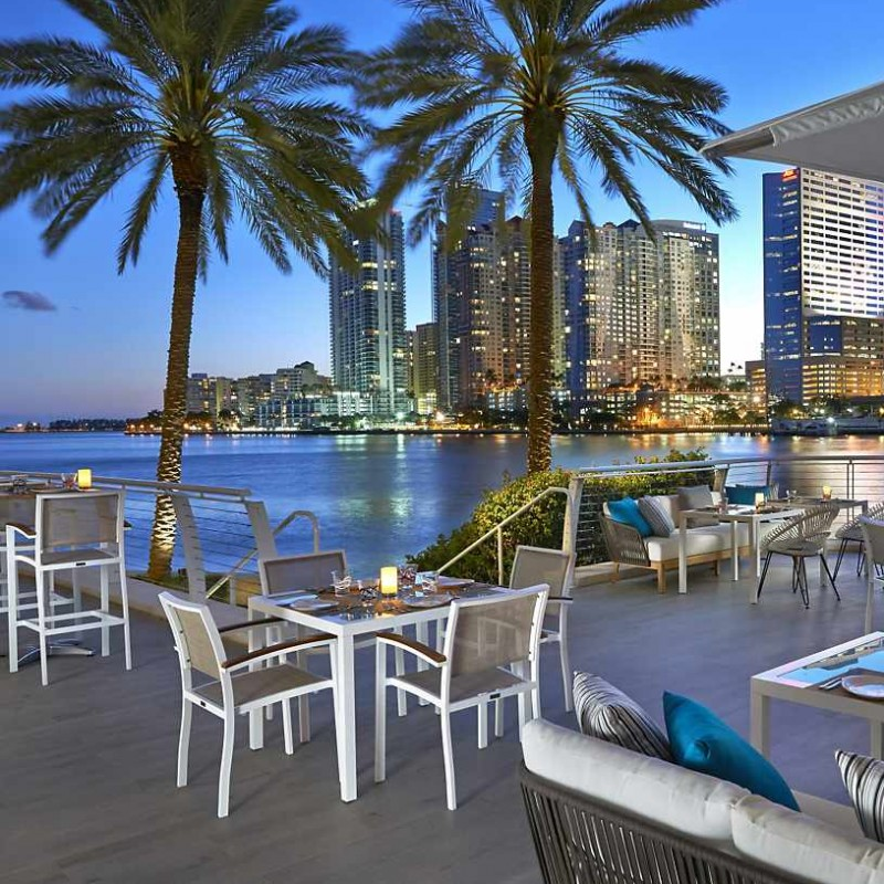 2 Glamorous Nights in Miami with Airfare