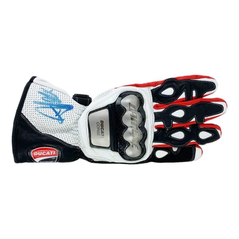 Ducati Glove Signed by Andrea Dovizioso