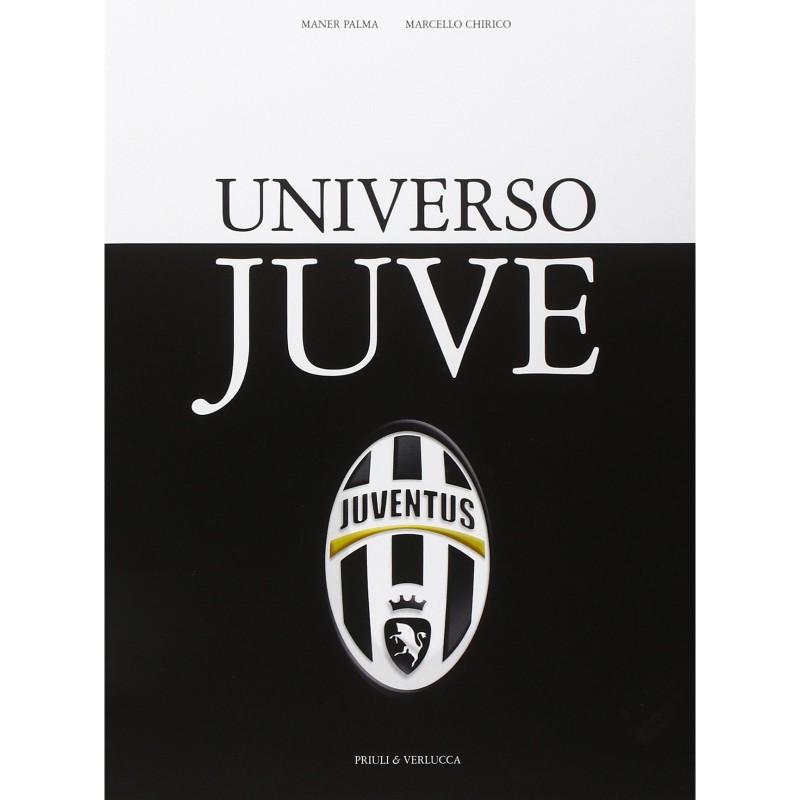 "Libro ""Universo Juve"" - Autografato da Gigi Buffon"