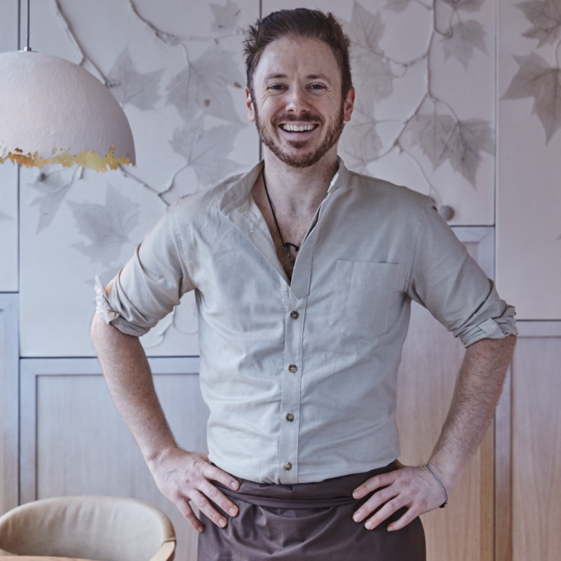 Sublime evening WITH Ollie Dabbous at HIDE for 2