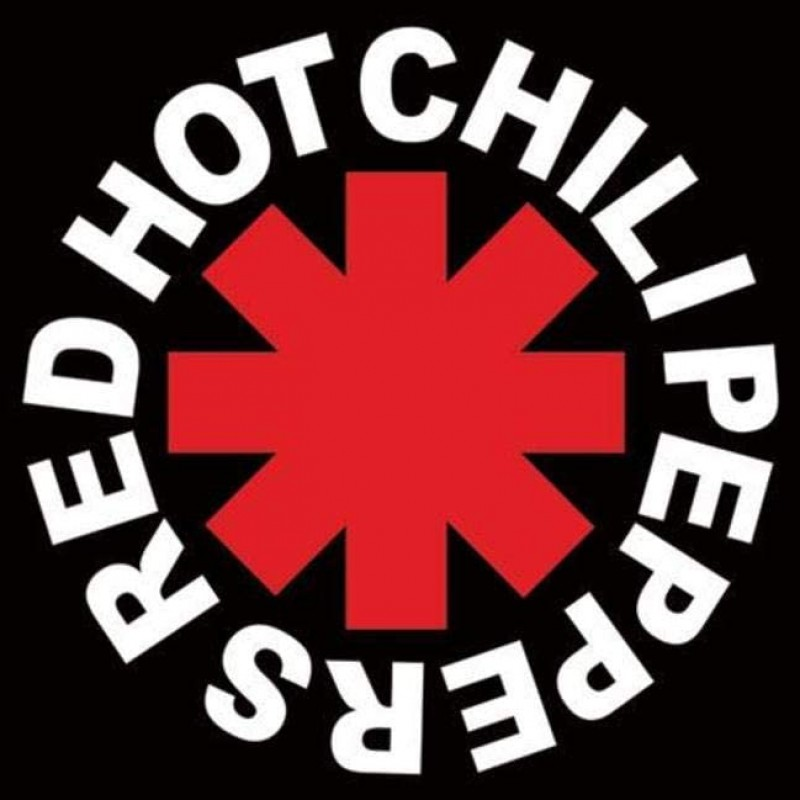 Red Hot Chili Peppers Fully Signed Drumskin