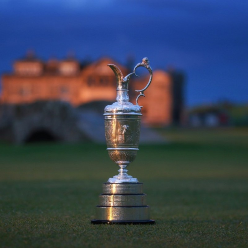The 150th Open Golf Championships - OPUS & VIP Experience