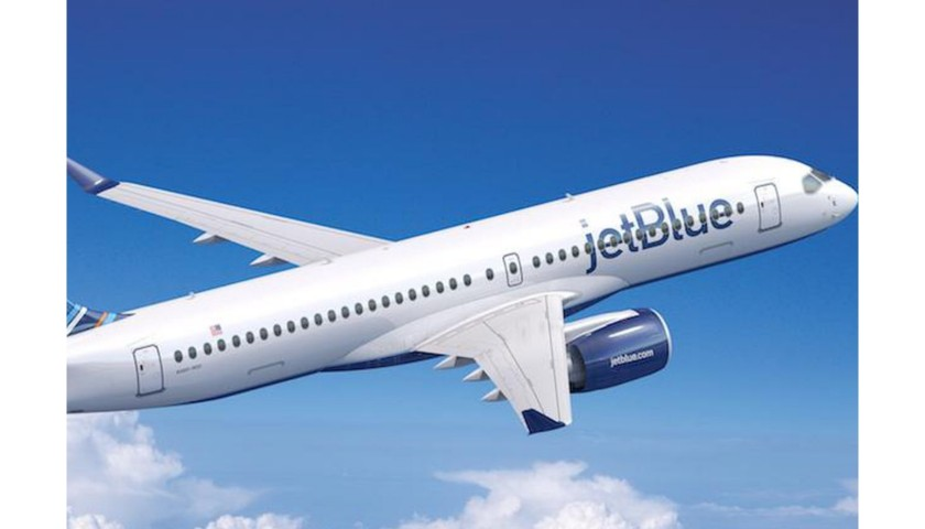 JetBlue Roundtrip International Airfare For Two