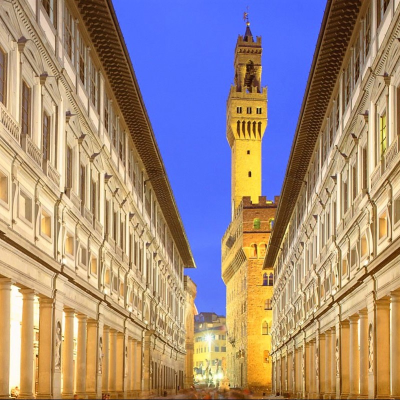 Spend Two Days in Florence + Exclusive Visit to Uffizi Gallery
