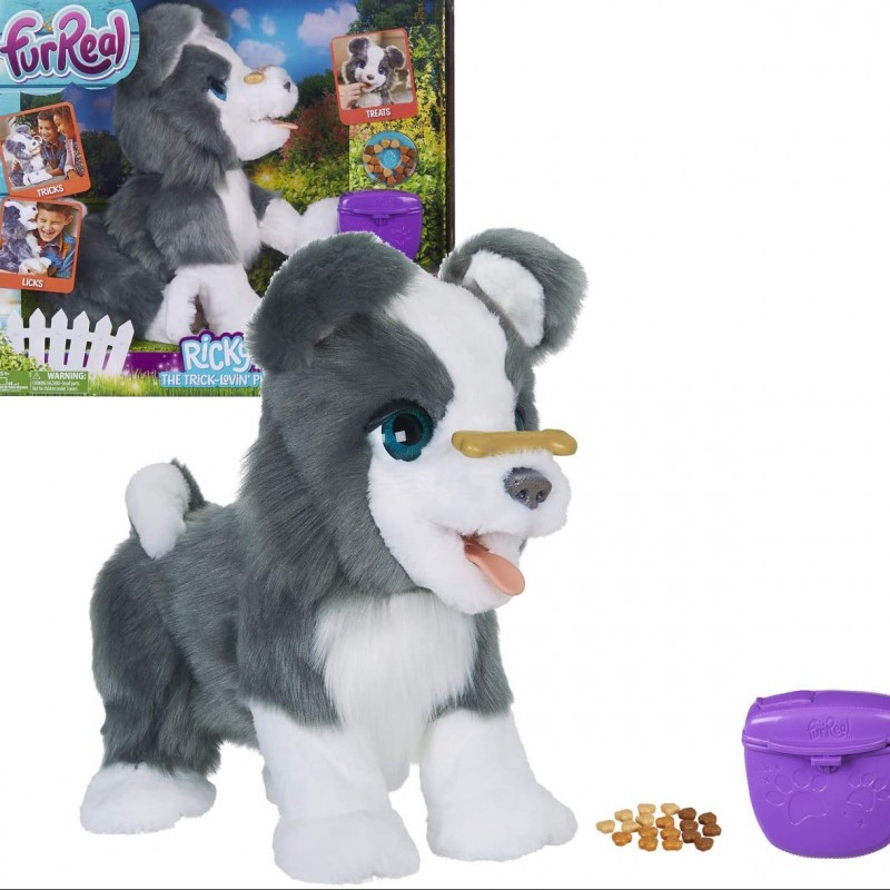 Hasbro Fur Real Ricky Toy