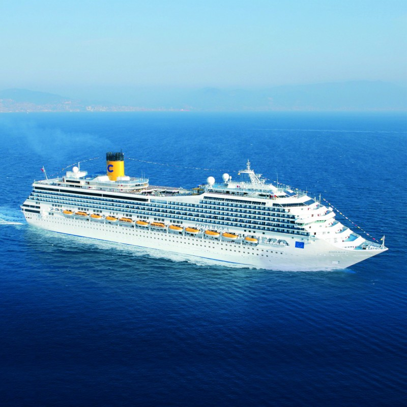 4-Night Costa Mediterranean Cruise