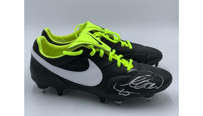 Nike Tiempo Premier Boots - Signed by Francesco Totti