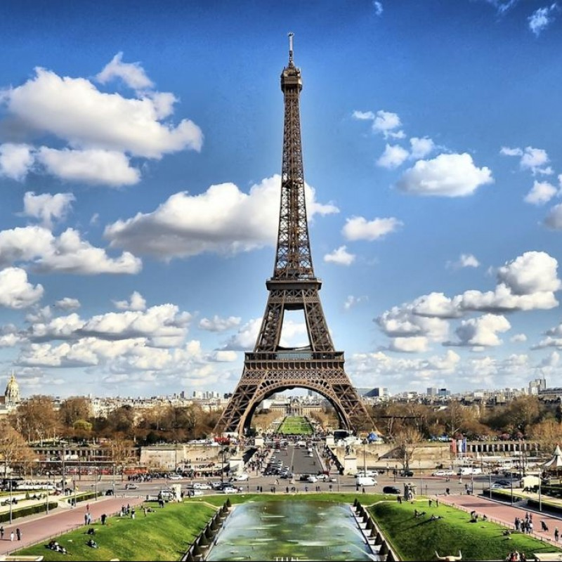 5-Night Stay in Paris + A Personal Driver