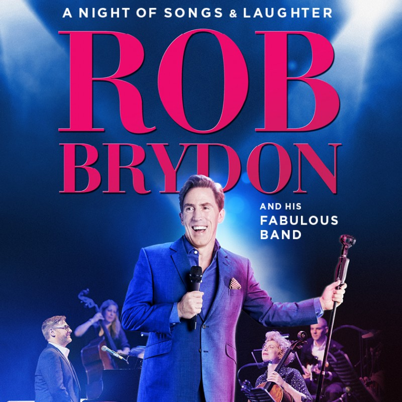 A Night Of Songs And Laughter - Rob Brydon Live On Tour