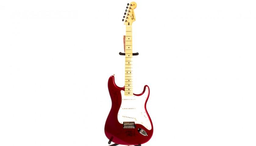Pete Townshend Signed Fender Stratocaster