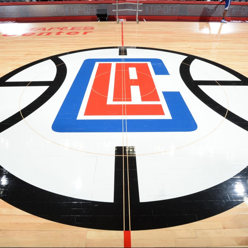 Two Courtside Tickets to a Los Angeles Clippers Home Game