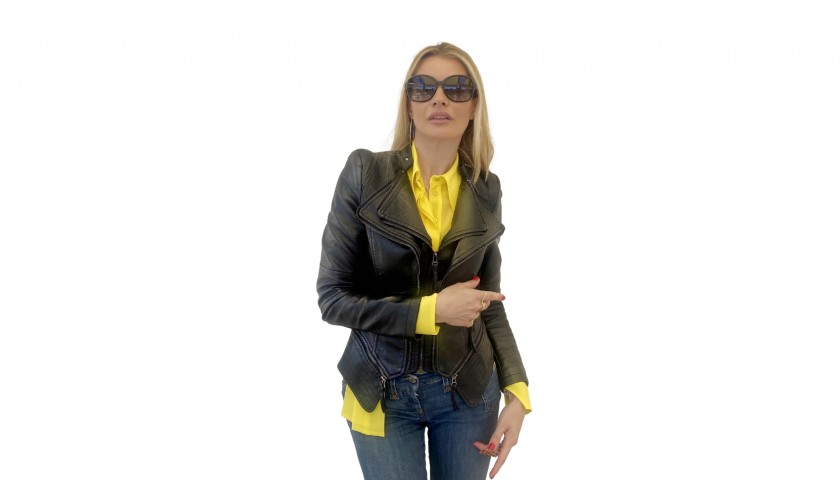 ALV Jacket Worn by Licia Nunez