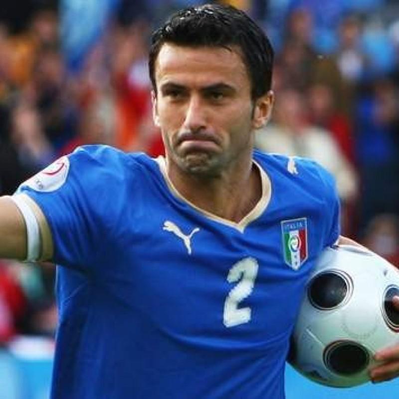 Panuccli's Italy Match Shirt, 2007/08