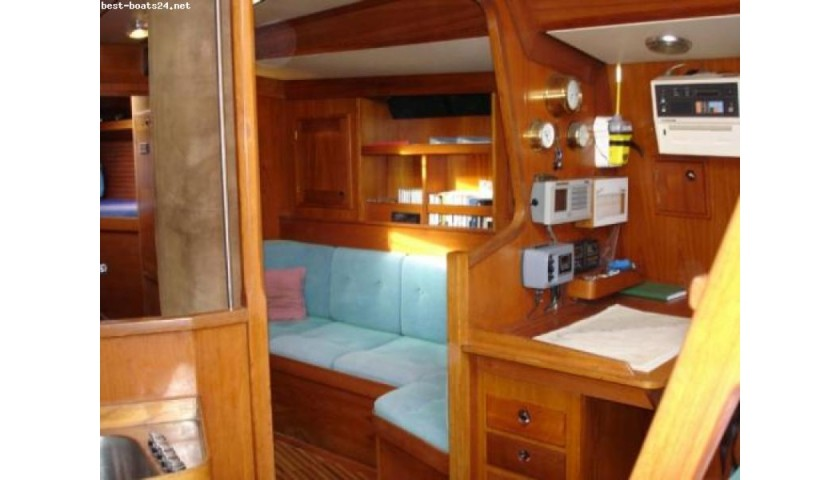 Sailing Weekend for Four People