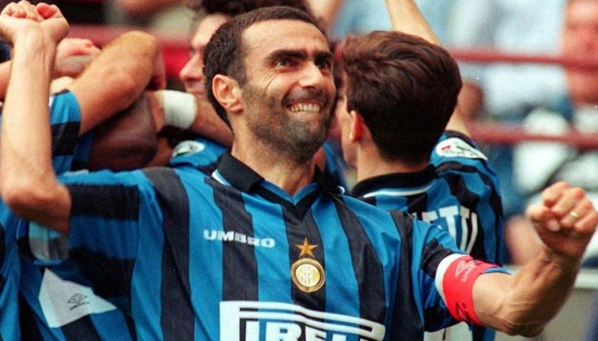 Have Lunch with Giuseppe Bergomi and Receive a Signed Inter Shirt