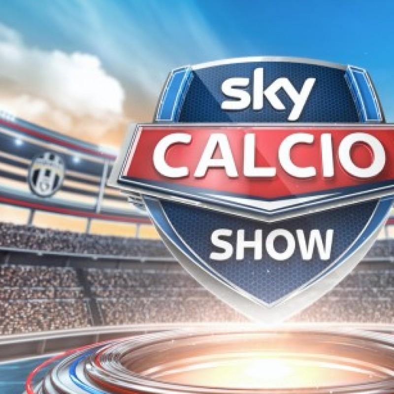 SkyCalcio Show: take part as guest
