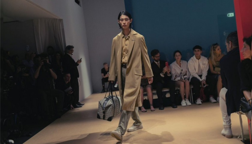 Attend the Salvatore Ferragamo Co-Ed F/W 2019/20 Fashion Show
