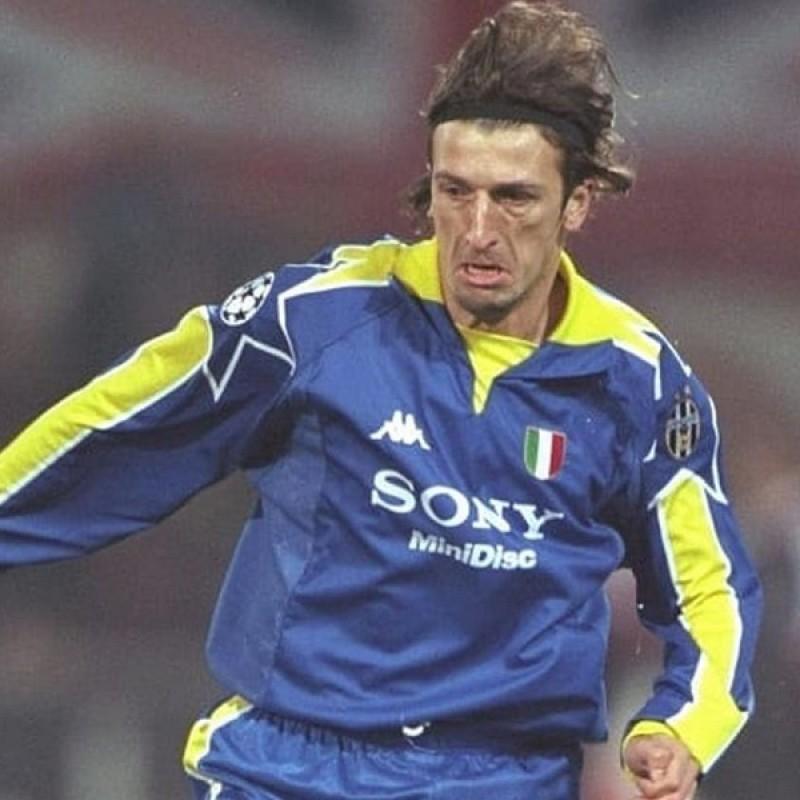 Dimas' Juventus Match Shirt, UCL 1997/98