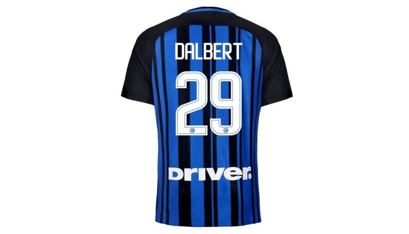 La maglia che Dalbert indosserà contro il Milan con Patch speciale ...