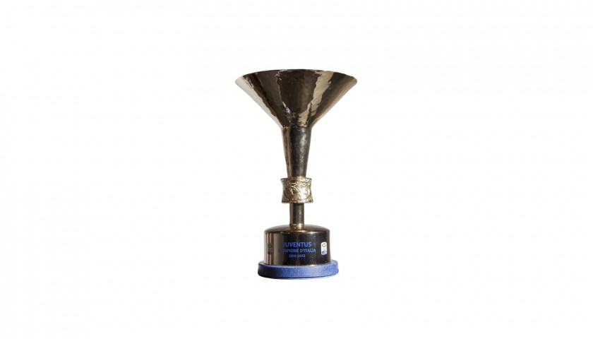 Replica Scudetto Won By Juventus During The 2011 12 Season Charitystars