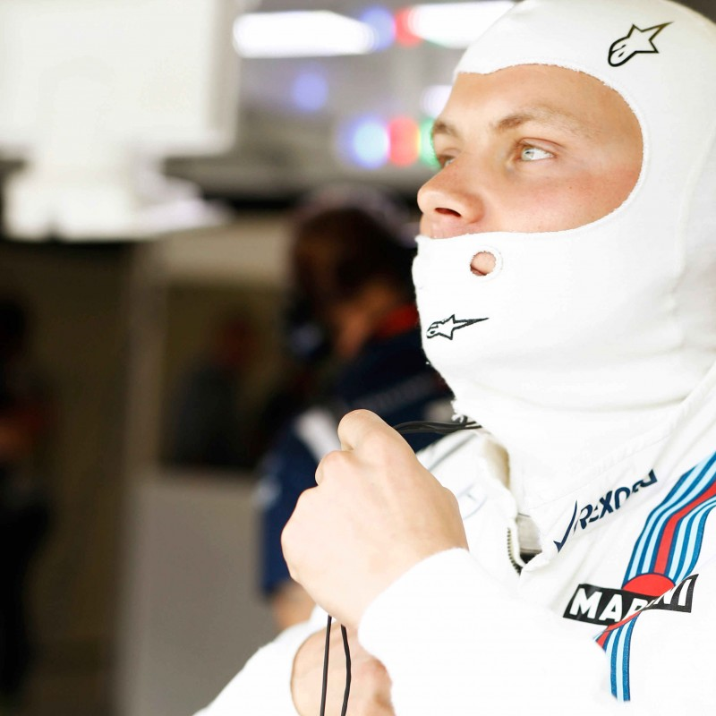 Overalls Used by Valtteri Bottas during the 2016 F1 Season