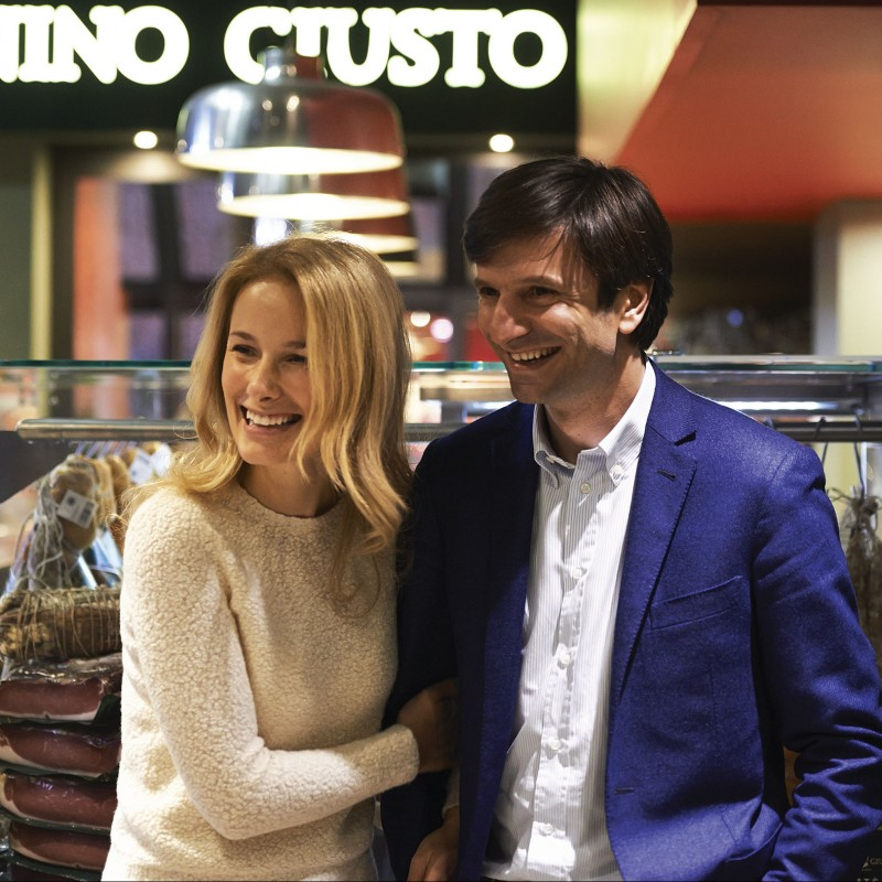 Meet Antonio and Elena, Owners of Panino Giusto, in Milan