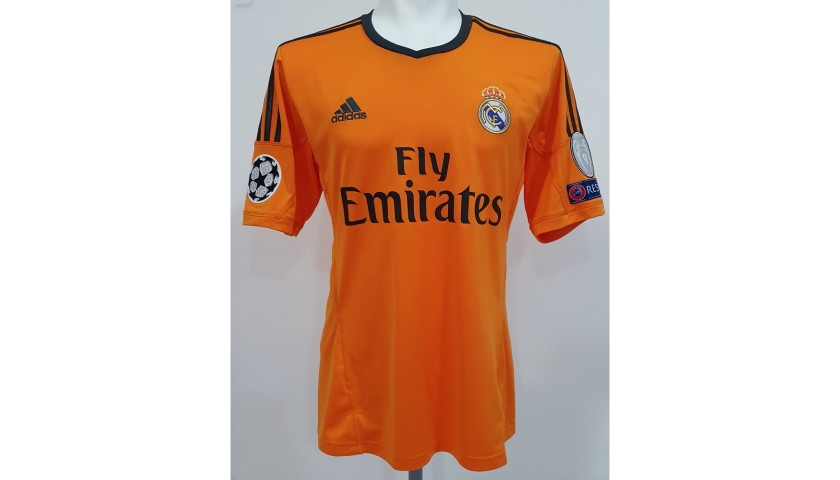 Ronaldo's Official Real Madrid Signed Shirt, 2013/14