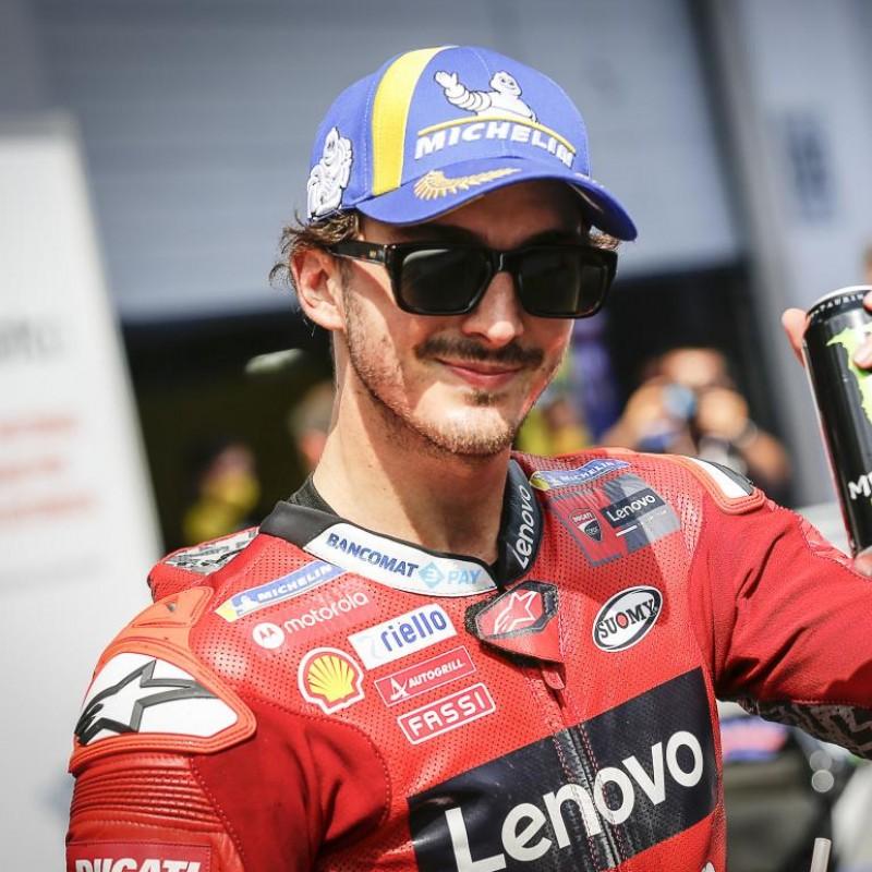 """""""Meet and greet"""" with MotoGP™ rider Francesco Bagnaia"""