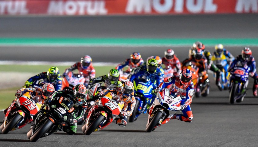 2 Paddock Passes for Any MotoGP Race Weekend