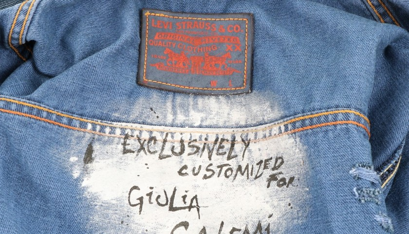 Giulia Salemi worn jacket