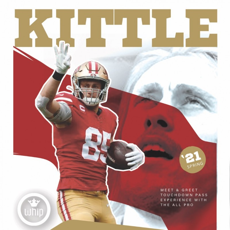 The Ultimate George Kittle on Field Experience