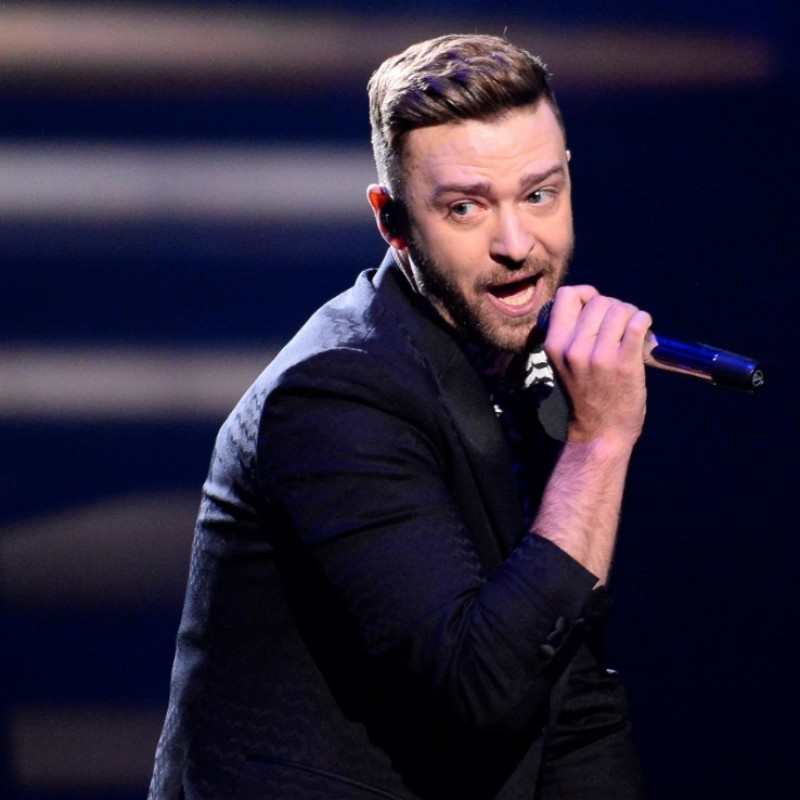 See Justin Timberlake Concert in Las Vegas on March 8