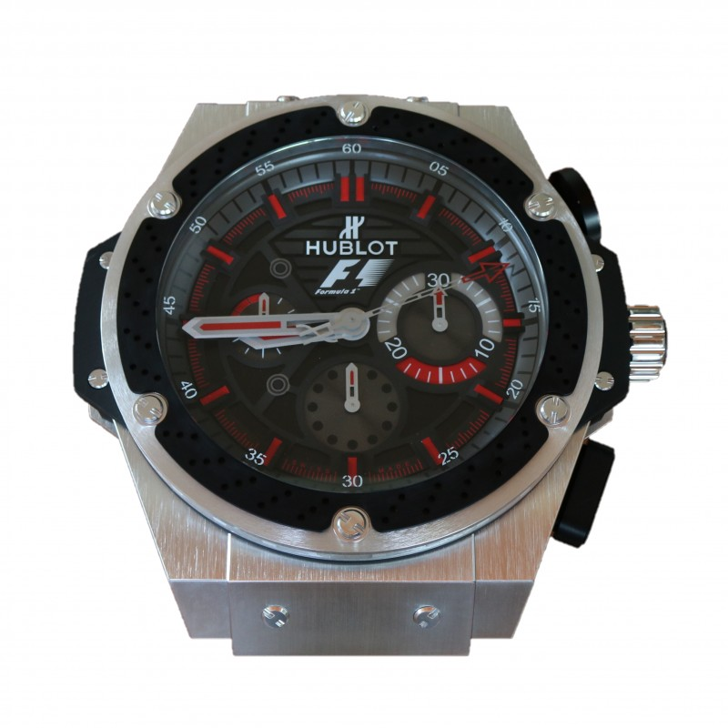 Hublot Wall Clock - Formula 1 Limited Edition