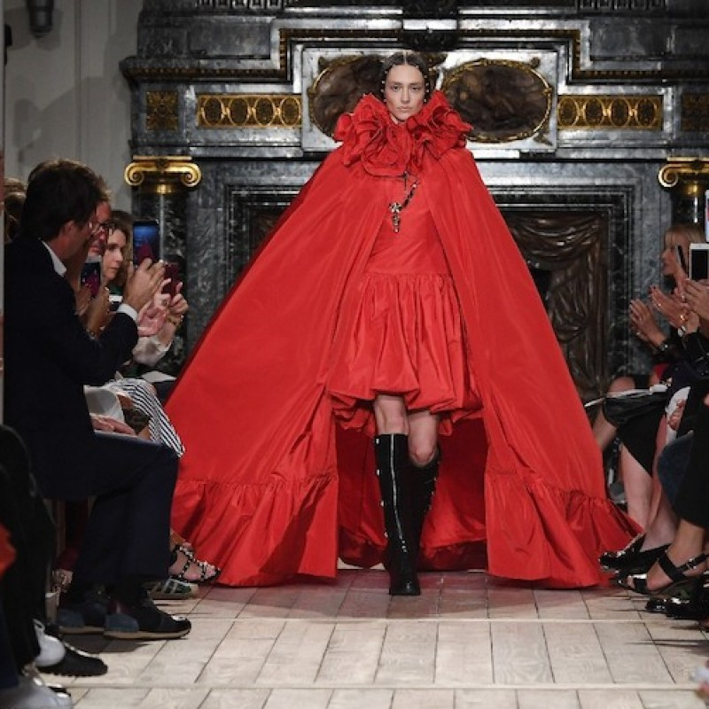 Attend the Valentino Show - Haute Couture Paris 2020