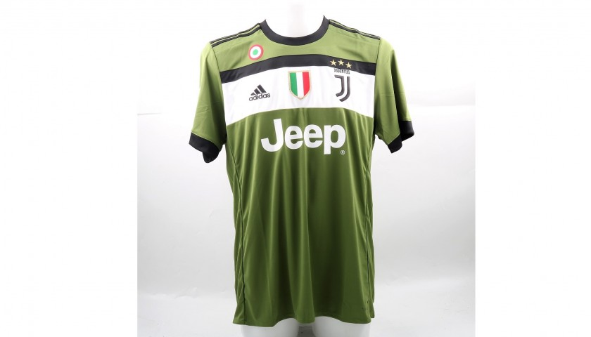 Signed Official Higuain 2017/18 Juventus Shirt