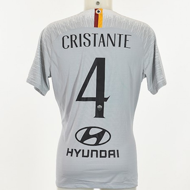 Cristante's Match-Issue Shirt, USA Tour 2018