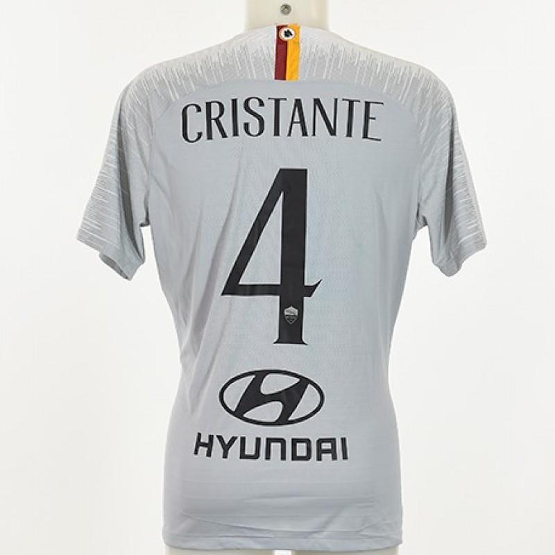 Cristante s Match-Issue Shirt d4ac64463