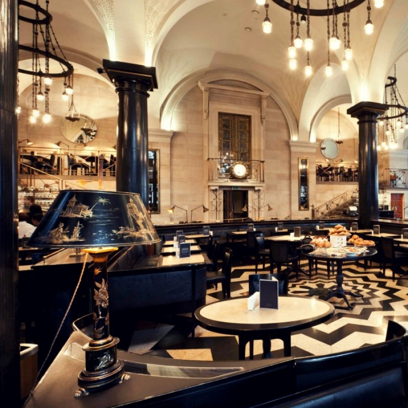 Champagne Afternoon Tea at The Wolseley - Up to 4 People