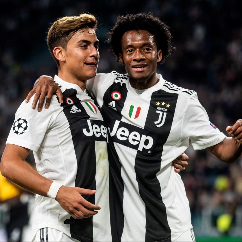 Enjoy Juventus-Valencia Match from Row 3 with Hospitality