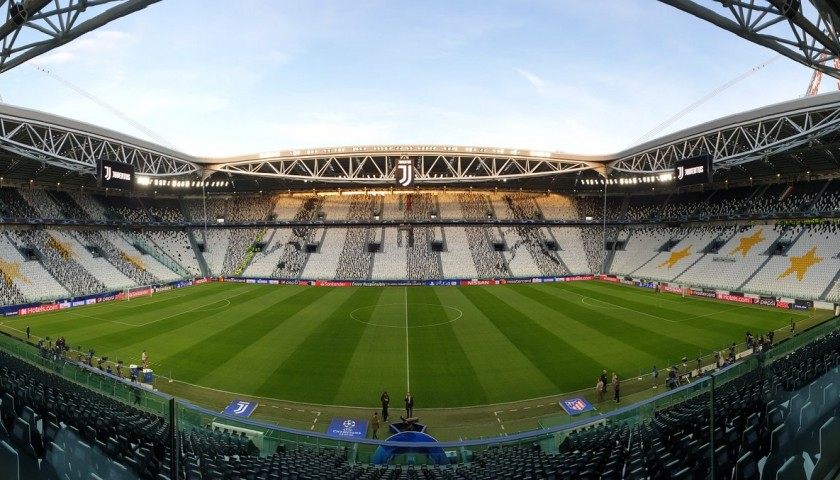 Choose a Juventus Match to attend from the Sivori Stand + Hotel Accommodation