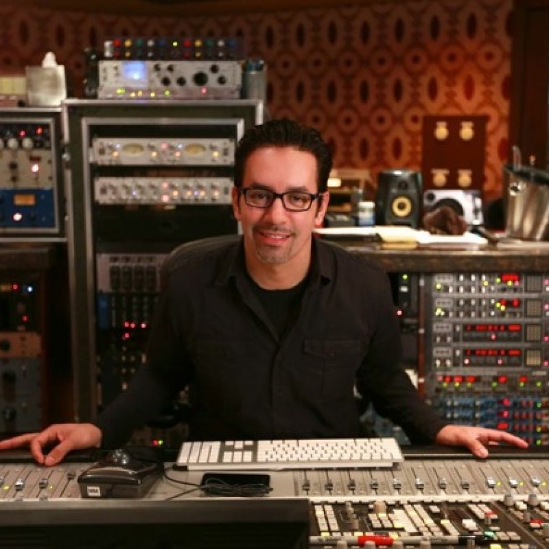 8-Time Grammy Winner Manny Marroquin Will Review Your Music Demo