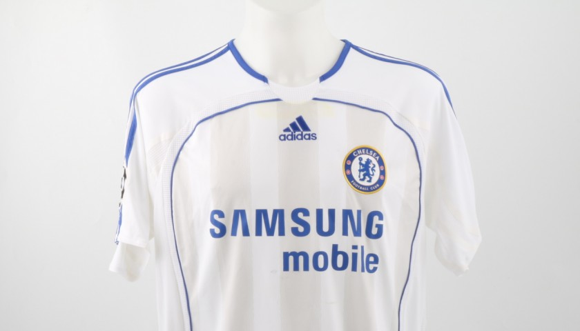 Match worn Terry, Chelsea-Barcellona 31/10/2006