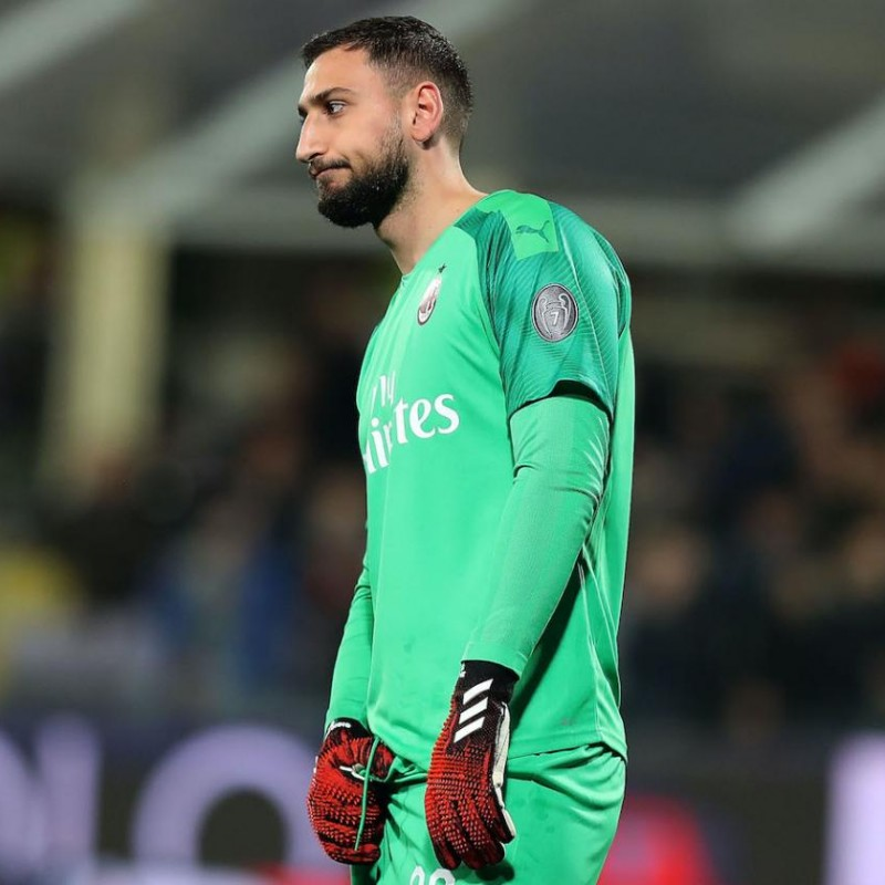 Adidas Gloves Signed by Donnarumma
