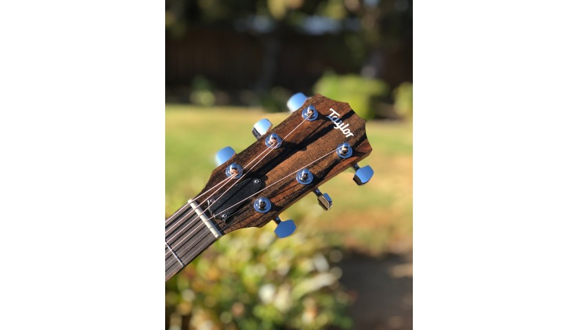 Tori Kelly Signed Taylor Guitar