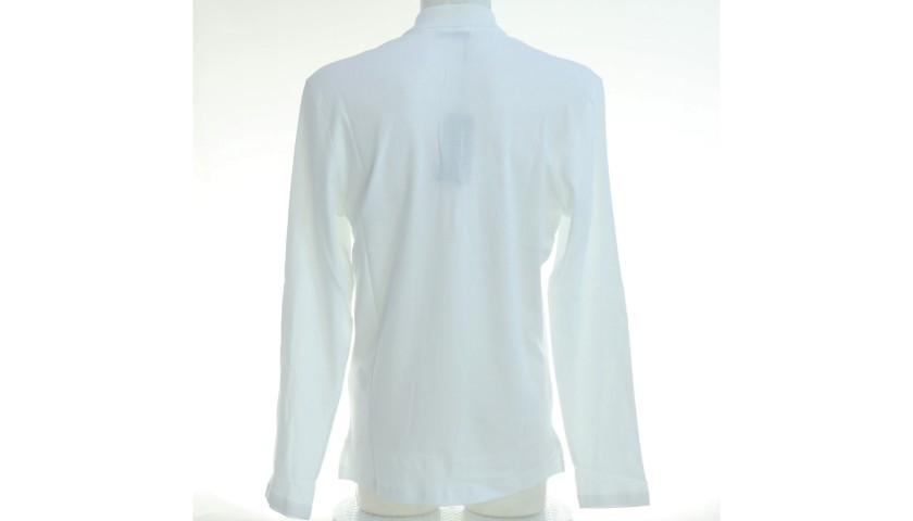 Daniele De Rossi's Ermanno Scervino Polo Shirt