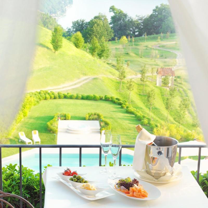 5-night Stay at Resort Collina D'Oro, Lugano (Switzerland)